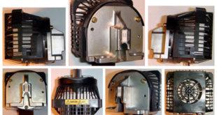Ремонт печатающей головки матричного принтера EPSON DFX-8000/8500