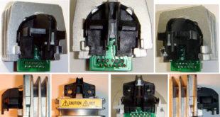 Ремонт печатающей головки матричного принтера EPSON LX-300+/350